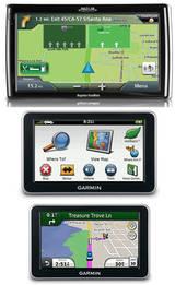 Ekrani auto navigacija