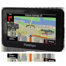 Prestigio Navigacija - Prestigio GeoVision 5120