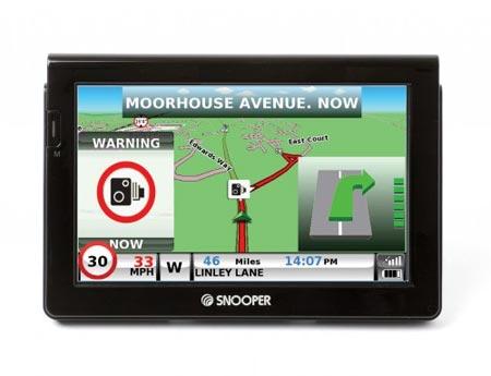 GPS Navigacija Snooper S7000 Syrius
