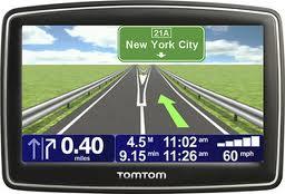 GPS Navigacija TomTom-XXL-550-TM