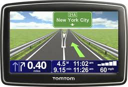 Tipovi GPS Navigacija - TomTom-XXL-550-TM