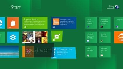 Windows 8 Tablet PC