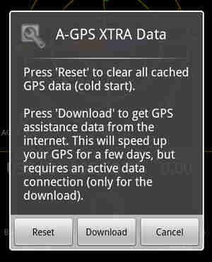 Android navigacija