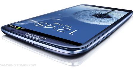 Android telefon Samsung Galaxy S3