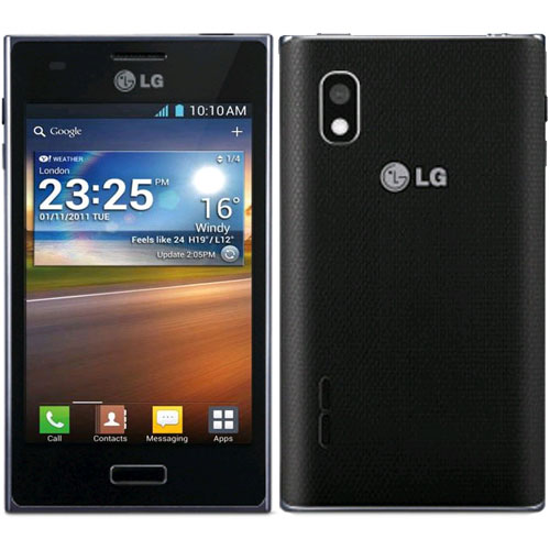 Navigacija za Android LG L5