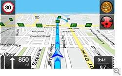 besplatna GPS navigacija za iPhone
