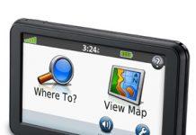 Garmin Nuvi 50 i GPS Mape