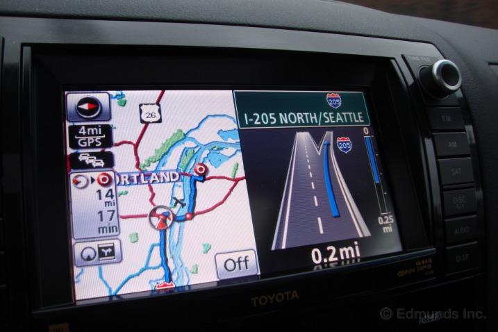 Fabrička auto navigacija