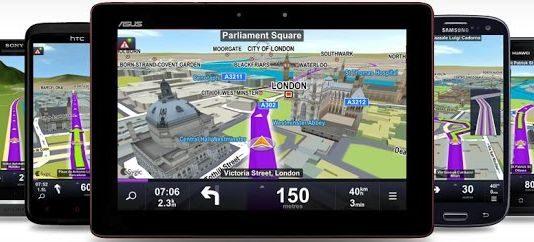 Auto navigacija