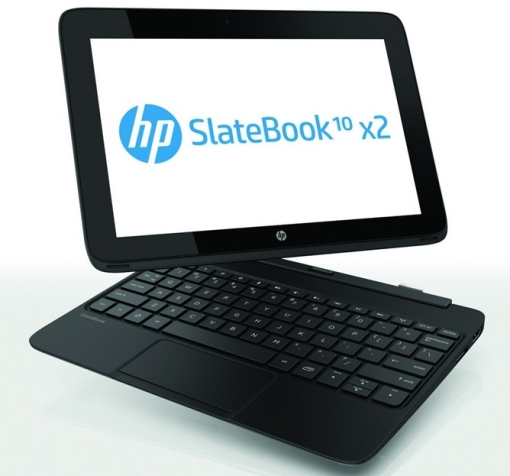 HP SlateBook x2 android tablet