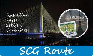 Garmin SCG Route 2.80