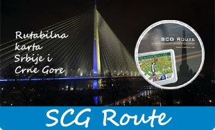 Garmin SCG Route 2.80
