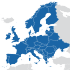 Mapa Srbije za fabričke navigacije