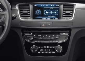 Peugeot navigacija WIP Nav + (508)
