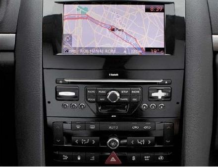 Peugeot 407 Fabrička Navigacija