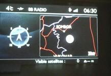 Peugeot WipNav+ Srbija