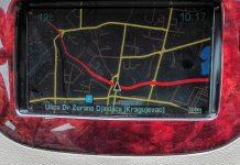 Najnovija mapa Srbije i Evrope za Citroen i Peugeot navigacije