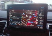 Audi MMI 3G Plus fabričke navigacije Kragujevac