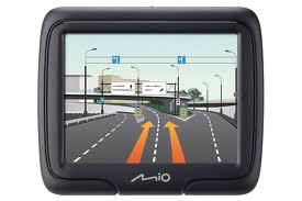 Mio Navigacija - Mio Moov M300