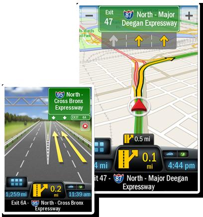 Navigacija za Android CoPilot Live u akciji
