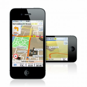 Navigacija za iPhone iGo My Way