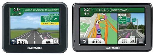 Garmin GPS Navigacija - Garmin nuvi modeli za 2012