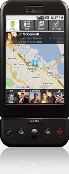 Loopt- Navigacija za Android