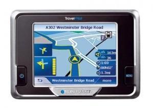 GPS Navigacija Blaupunkt Lucca 3.3