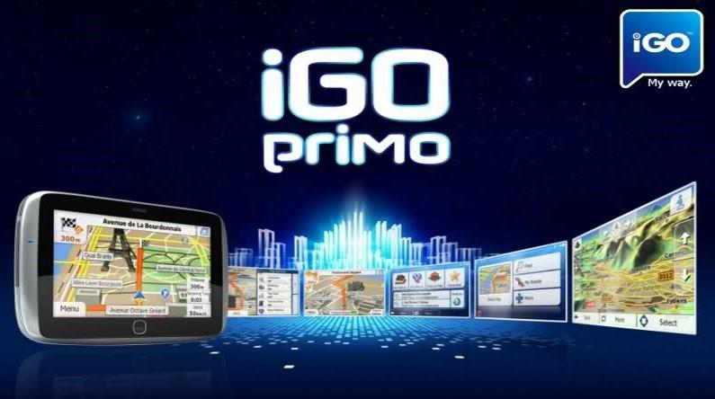 iGO Primo navigacija 2.40