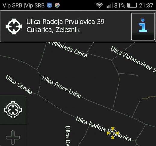Nova Mapa Srbije I Evrope Za Igo Navigacije Here 2019 Q4 Mart 2020