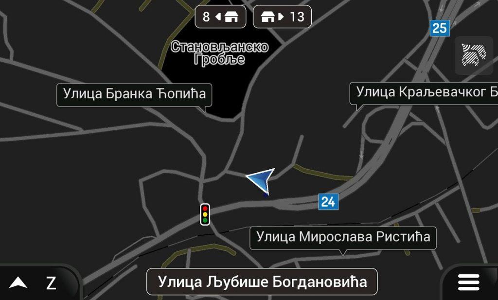 iGO Primo NextGen - Najnovija navigacija za android uređaje
