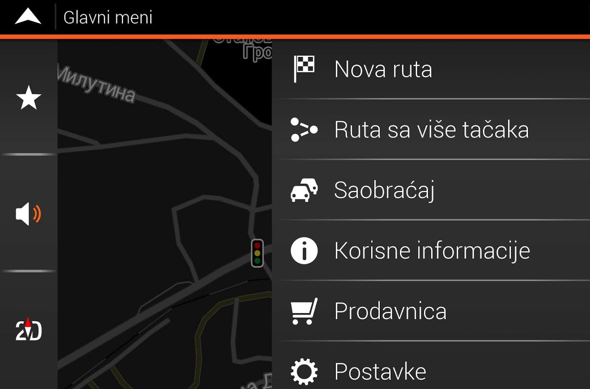 Instalacija navigacije na android tablet računare i android