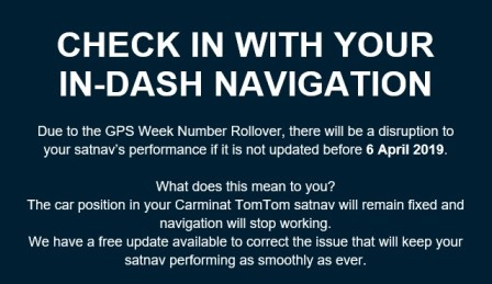 GPS Week Number RollOver