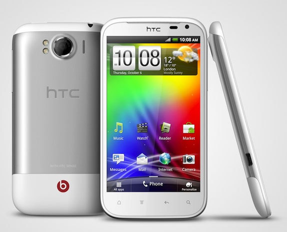 HTC Sensation XL Novo Android Čudo