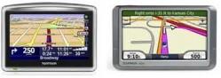GPS navigacije za auto Garmin ili TomTom