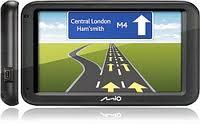 GPS Navigator - Mio Moov M610